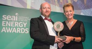 Rediscovery Centre wins sustainable energy award