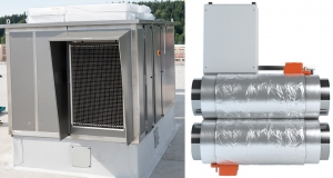 Airflow adds VAV control to its commercial MVHR range