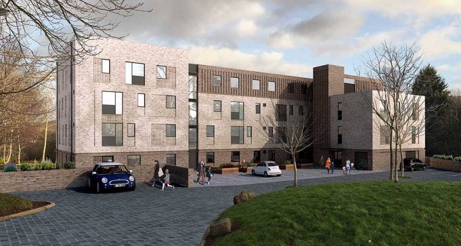 Planning granted for major passive scheme in South Wales