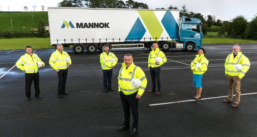 Quinn Building Products rebrands as Mannok