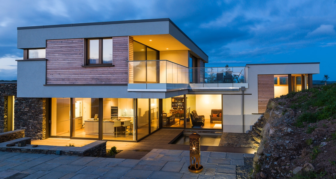 West Cork passive house raises design bar