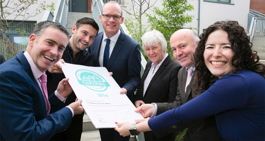 Dublin City Council scheme first in Ireland to get Home Performance Index label