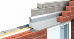 Keystone: lintels key to tackling thermal bridging
