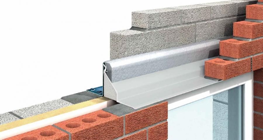 Keystone Lintels Key To Tackling Thermal Bridging