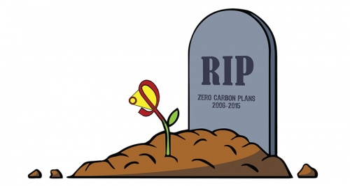 Could the death of zero carbon help passive house bloom?