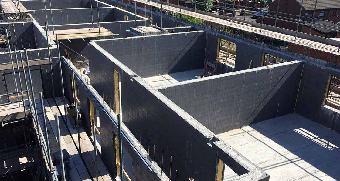 ICF makes it easier to achieve NZEB – Amvic
