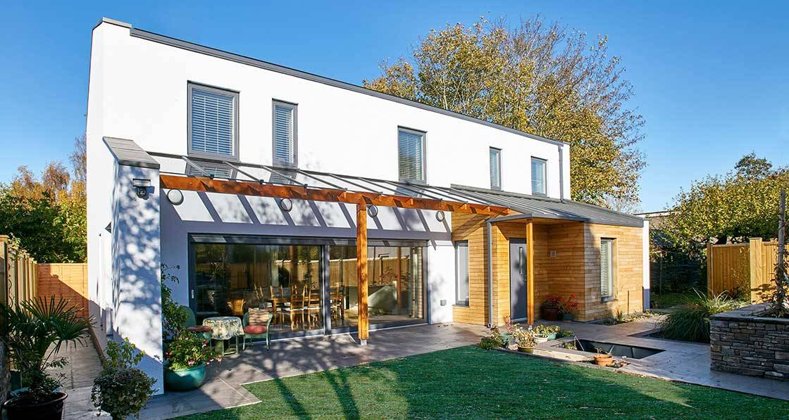 Net result Bristol passive house turns energy bills into net profits