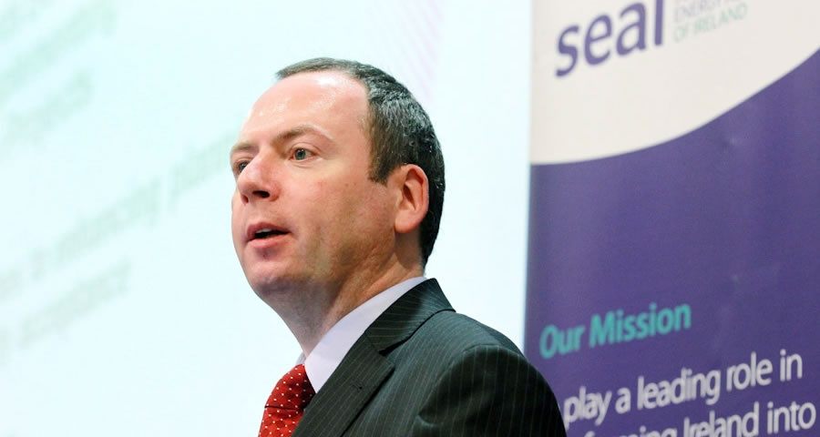 Brian Motherway named new chief executive of SEAI