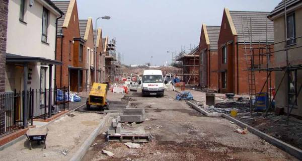 Current Irish housing policy is to not build housing