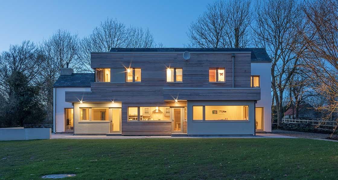 A green builder\u0026#039;s dream green home & A green builder\u0027s dream green home - passivehouseplus.ie
