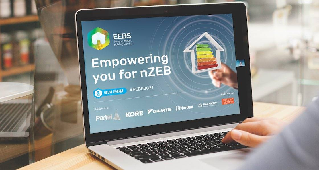 Free NZEB webinar series now available online