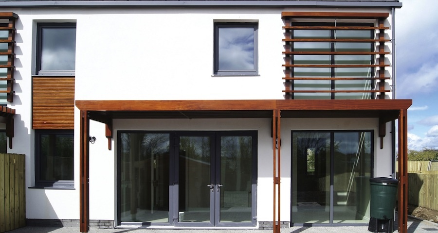 Socioeconomic factors hindering UK passive house growth, report claims