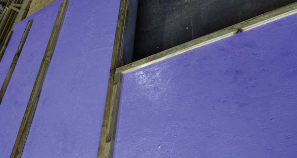 Passive Purple offer guaranteed passive house airtightness
