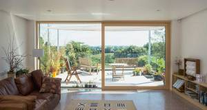 Site specific - Somerset passive house adapts to tight plot