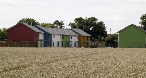 Wimbish passive house development