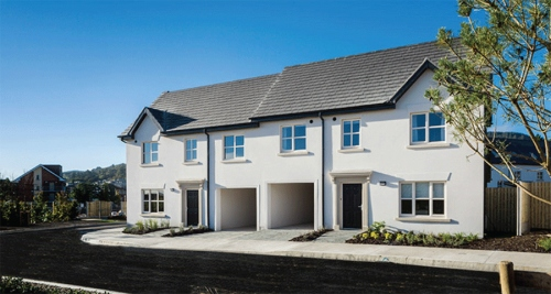 SDR Group's Aikens Village housing scheme in Stepaside features passive house certified Zehnder MVHR systems in 93 new homes
