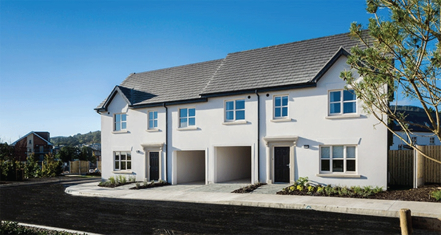 New Dublin development features Zehnder passive-certified MVHR units