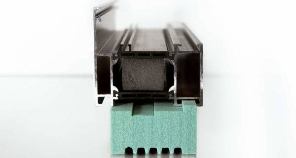 Partel launches recycled PET structural thermal break