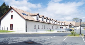 Certifi­­­­­ed passive nursing home extension breaks new ground