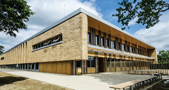 Is this the UK's greenest building?