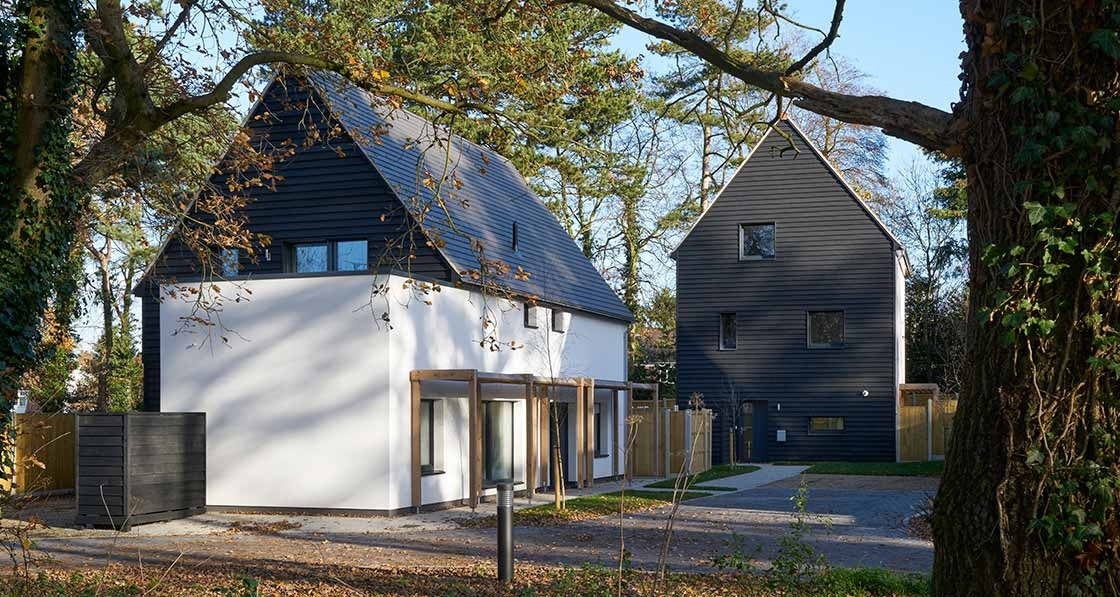 Affordable homes scheme reflects rise of Norwich as a passive hub