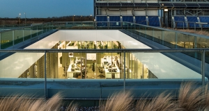BREEAM excellent building marries sustainability with world-class design