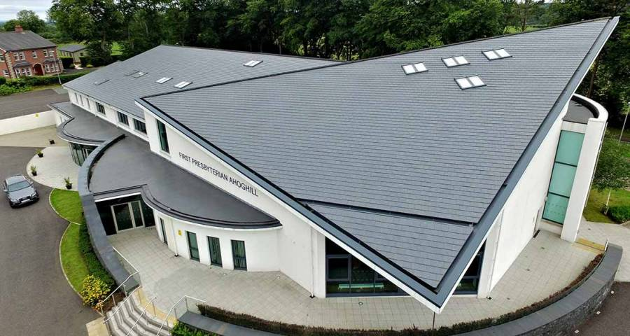 Kingspan & Nulok launched insulated roof system