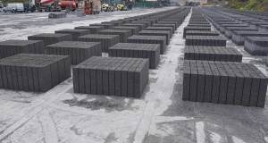Low carbon concrete blocks now available in Ireland