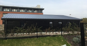 UK's first energy-positive classroom opens its doors