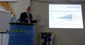 "Energy efficiency described as ""first fuel"" at Ecological masterclass"