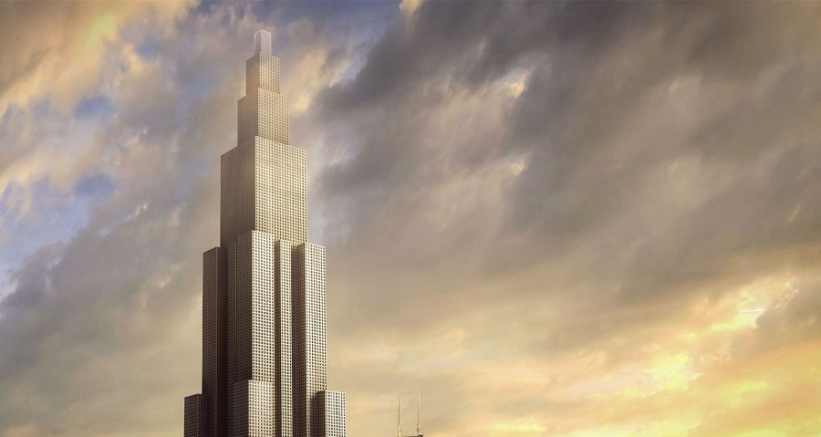 China plans world's tallest building, but do green claims stack up?
