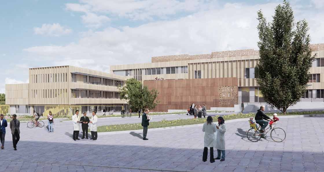 New passive secondary school in Sutton gets green light
