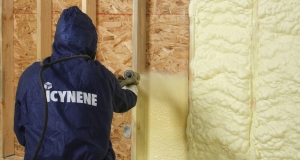 GMS launches new Icynene spray foam insulations