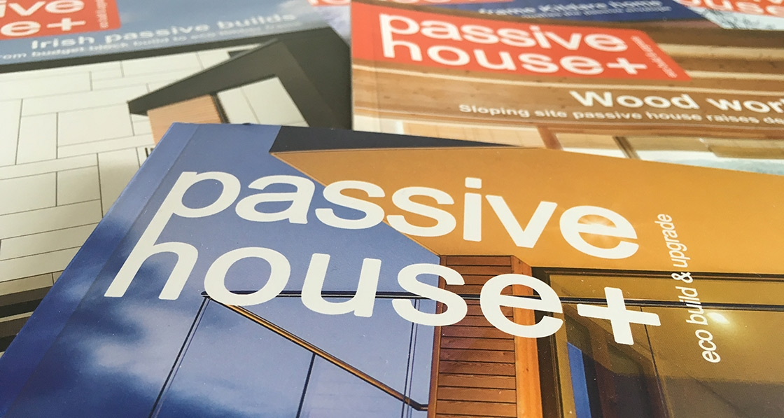 Passive House Plus sees substantial circulation increase in boost for advertisers