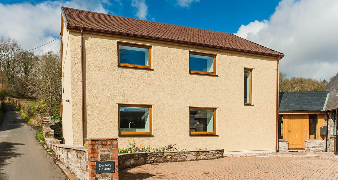 Brecon Beacons stone cottage gets Enerphit treatment