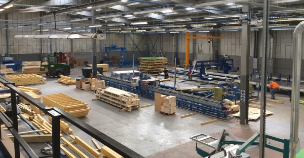 MBC Timber Frame opens new Gloucester factory