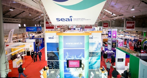SEAI Energy Show to take place on 6 & 7 April