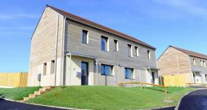 Residents move into Shropshire passive house scheme