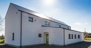 Fermanagh schoolhouse reborn as passive family home
