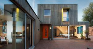 Coasting home - Beautifully designed Hampshire home breezes past passive standard