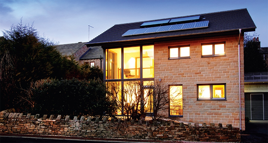 5 years in a passive house — the occupants' view