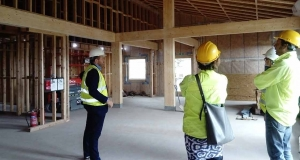 Garway community centre set to meet passive house standard