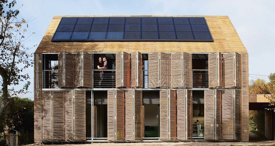 Passive house or passivhaus?