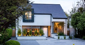 A1 passive house overcomes tight Cork City site