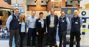 Passive house professionals flock to Ecological airtightness tour