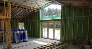 MBC blitzes airtight test on latest passive house project