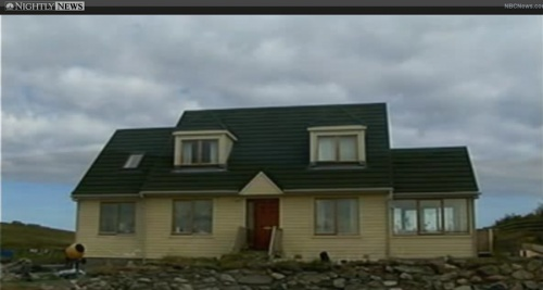 "A ""zero carbon"" house on the Shetland islands"