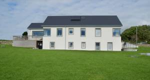 Three year old passive house, Dunmore East, Co. Waterford
