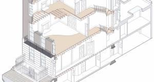 Historic London house gets near passive transformation
