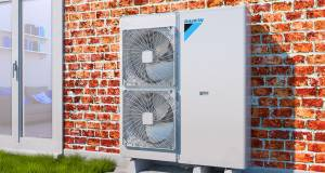 Daikin launches new Altherma monobloc heat pump